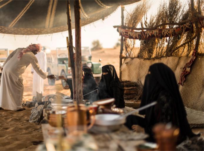 Bedouin Falconry Desert Safari Heritage